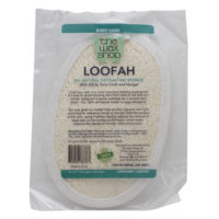 All Natural Exfoliating Loofah Sponge by The Wax Shop