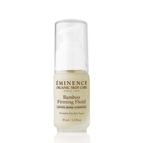 Bamboo Firming Fluid by Eminence Organics Sold by The Wax Shop