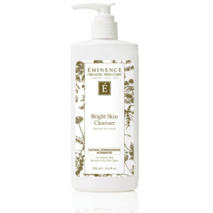 Bright Skin Cleanser by Eminence Organics Sold by The Wax Shop