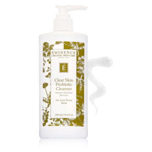 Clear Skin Probiotic Cleanser by Eminence Organics Sold by The Wax Shop