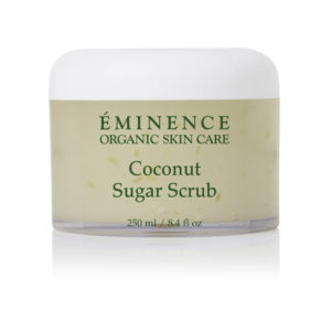 Coconut Sugar Scrub by Eminence Organics Sold by The Wax Shop