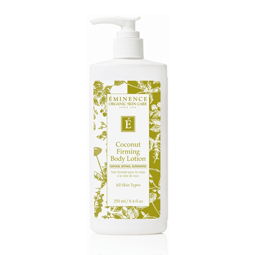 Image of Coconut Firming Body Lotion by Eminence Organics, sold at The Wax Shop