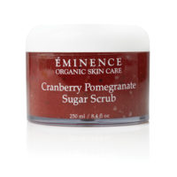 Cranberry Pomegranate Sugar Scrub by Eminence Organics Sold by The Wax Shop