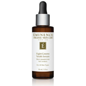 Eight Greens Youth Serum by Eminence Organics Sold by The Wax Shop