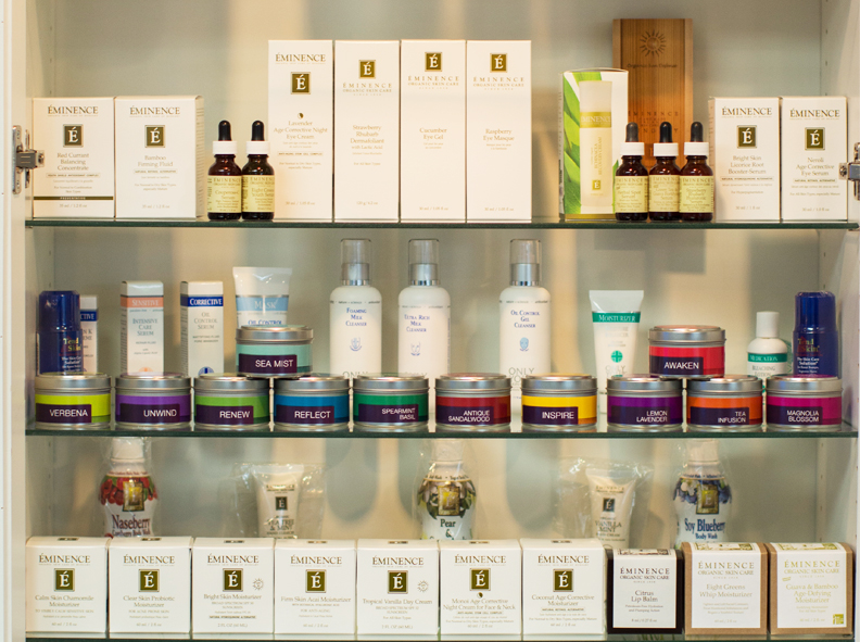 Image of the Product line by Eminence Organics