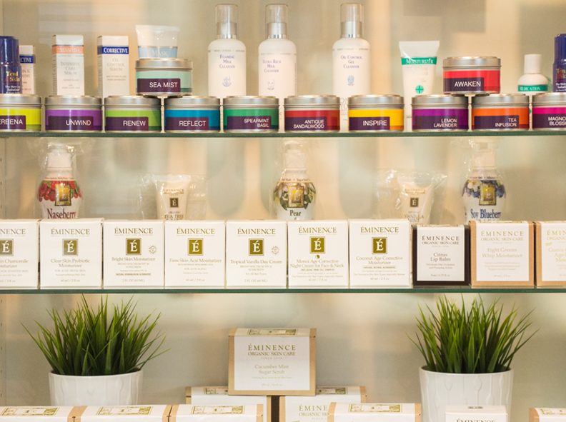 Image of Eminence Organics Skin Care Products