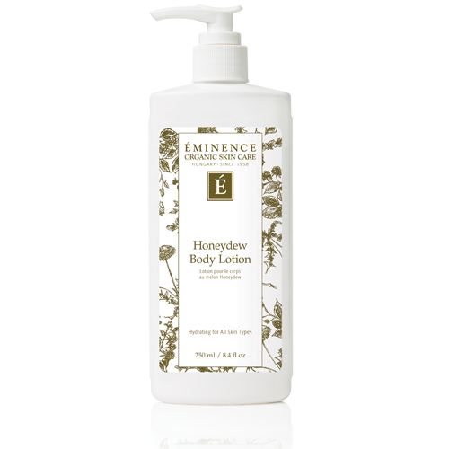 Honeydew Body Lotion by Eminence Organics Sold by The Wax Shop