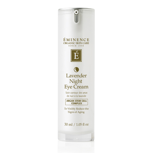 Lavender Age Corrective Night Cream by Eminence Organics Sold by The Wax Shop