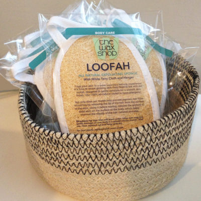 Image of Exfoliating Loofah by The Wax Shop