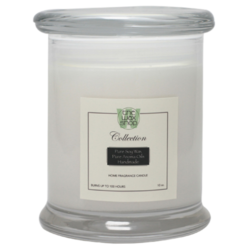 Handmade Pure Soy Wax Candle by The Wax Shop