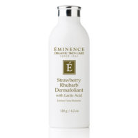 Strawberry Rhubarb Dermafoliant by Eminence Organics Sold by The Wax Shop