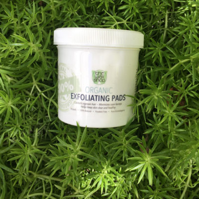 Organic Exfoliating Pads by The Wax Shop Los Angeles
