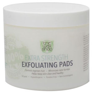 Extra Strength Exfoliating Pads by The Wax Shop