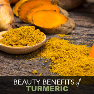 The Beauty Benefits of Turmeric