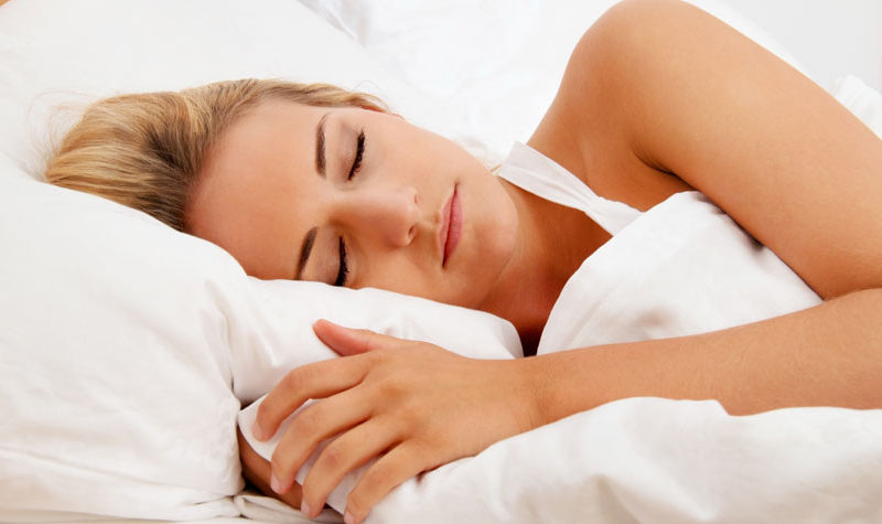 Improve Skin While Sleeping